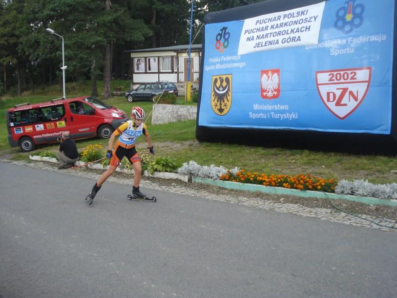 Puchar Polski – Puchar Karkonoszy w biegach na nartorolkach 2010 – GALERIA