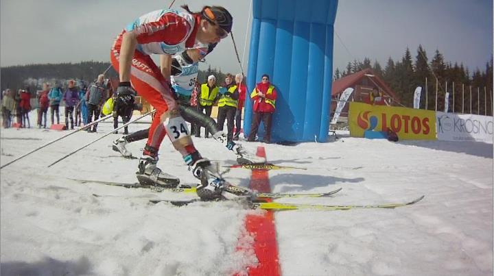 I dzień Mistrzostw Polski w narciarstwie biegowym – Sprinty