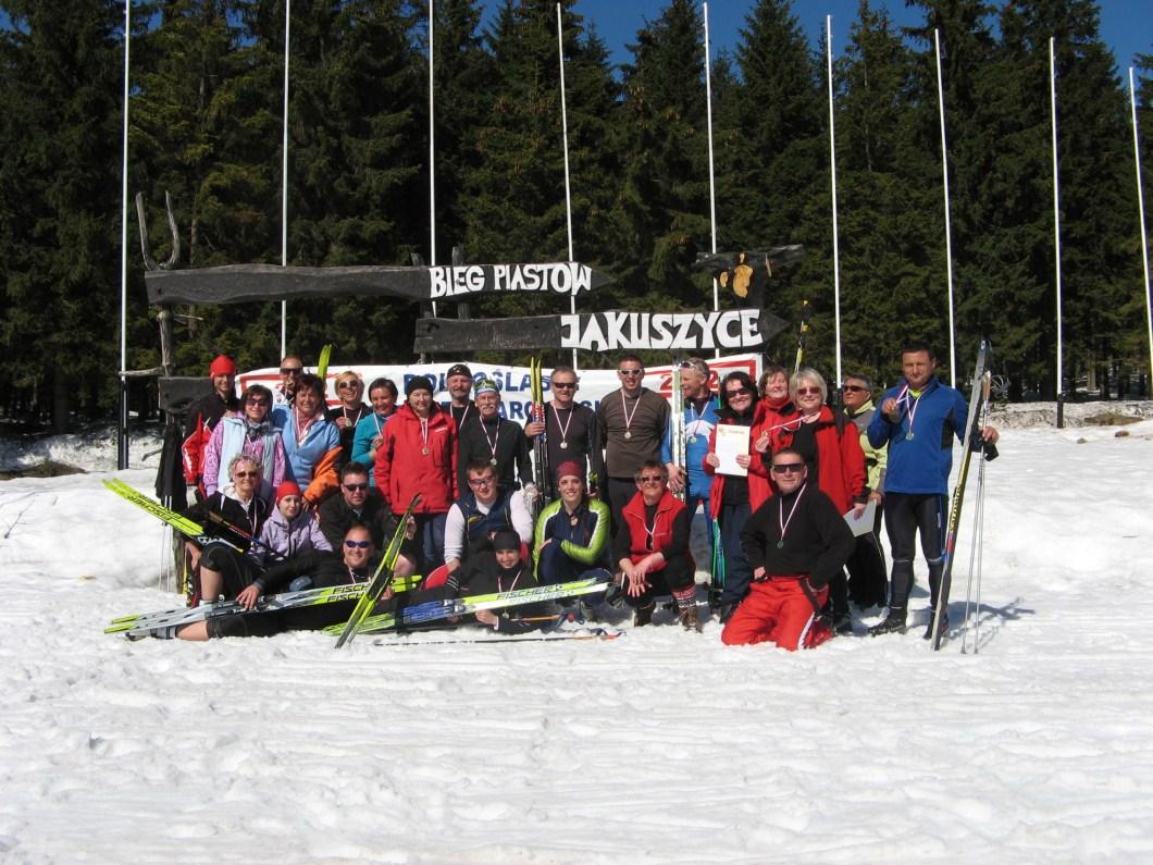 60 Zawody Sędziów i Działaczy  w biegach narciarskich [GALERIA]