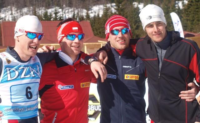 IV dzień Mistrzostw Polski w narciarstwie biegowym – Sztafety