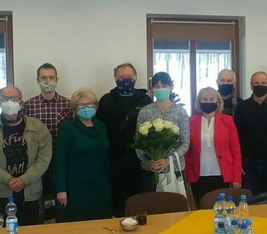 Zebranie Zarządu Dolnośląskiego Związku Narciarskiego