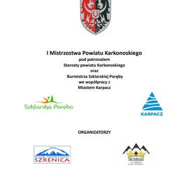 I Mistrzostwa Powiatu Karkonoskiego (Regulamin)